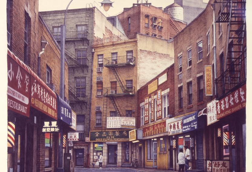 Doyers Street, 2002