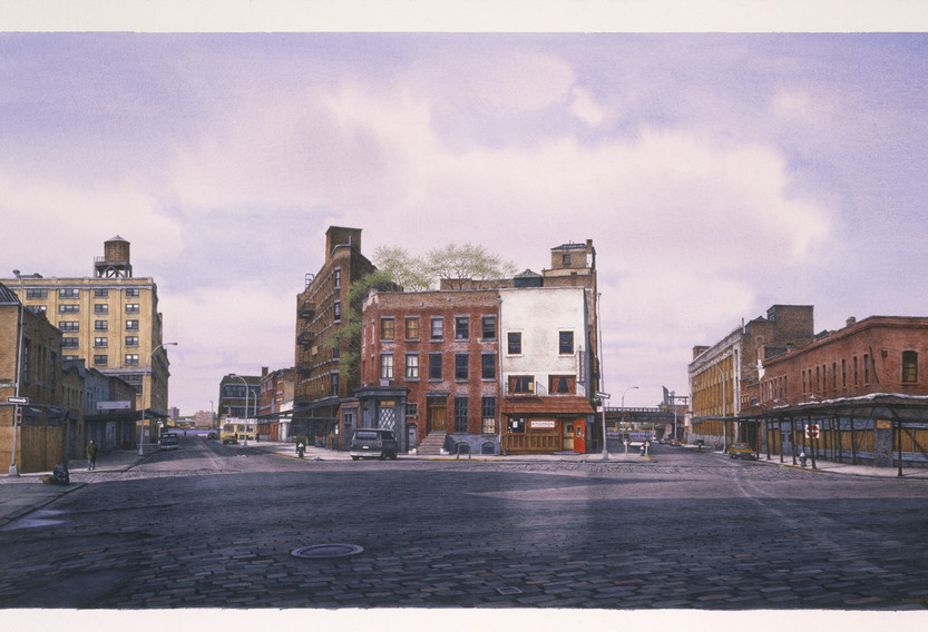 Gansevoort Street, 2007
