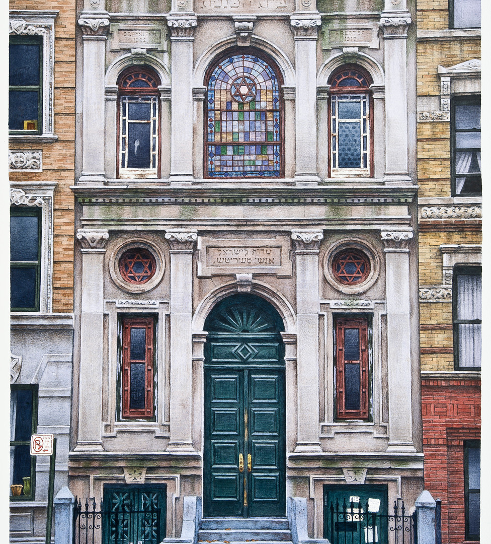 East Sixth Street Synagogue, 2010