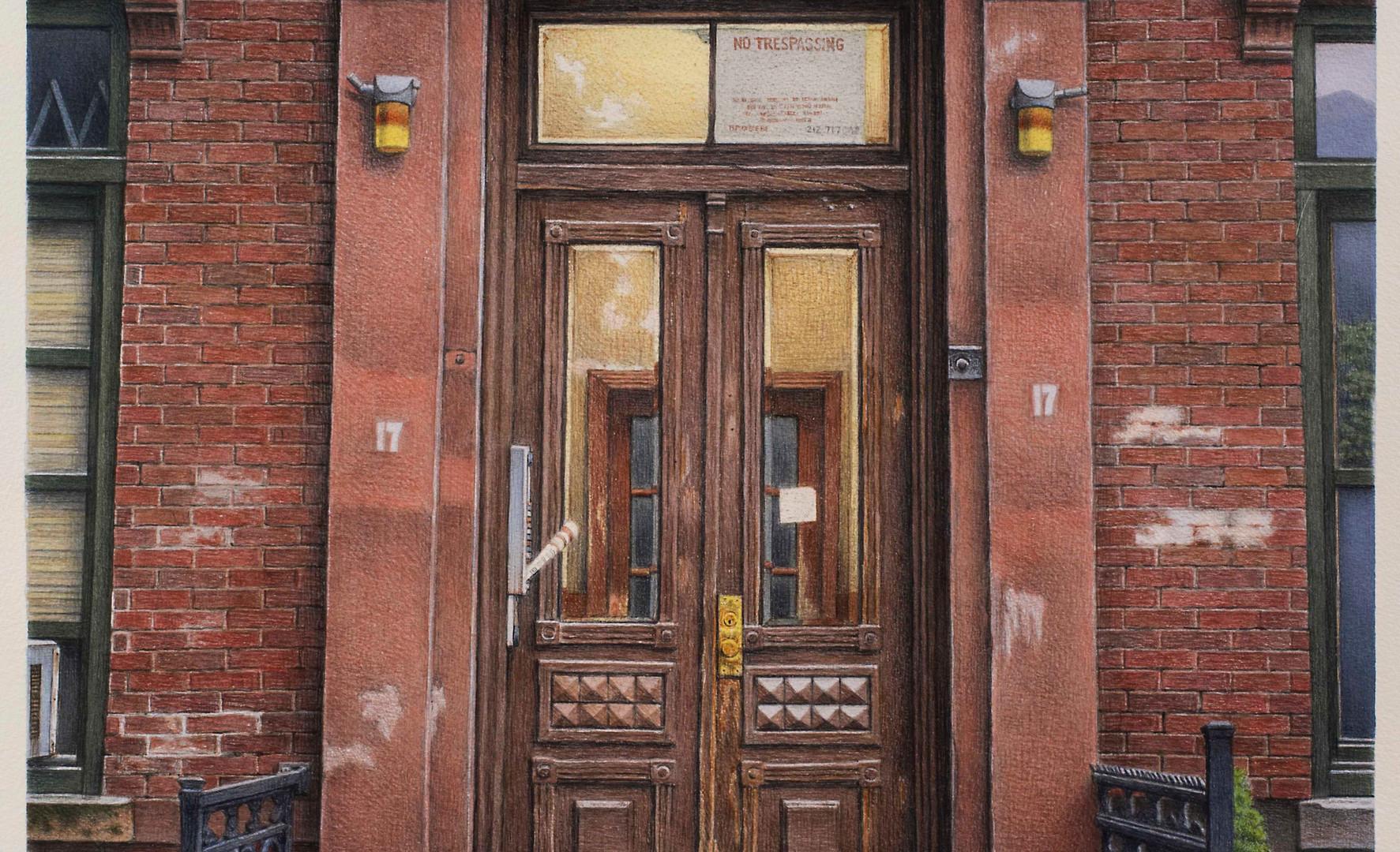 17 Stuyvesant Street, 2018