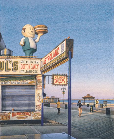 Boardwalk, 2008