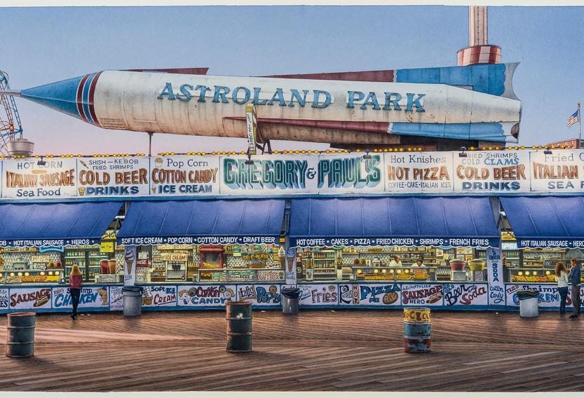 Astroland, 2012