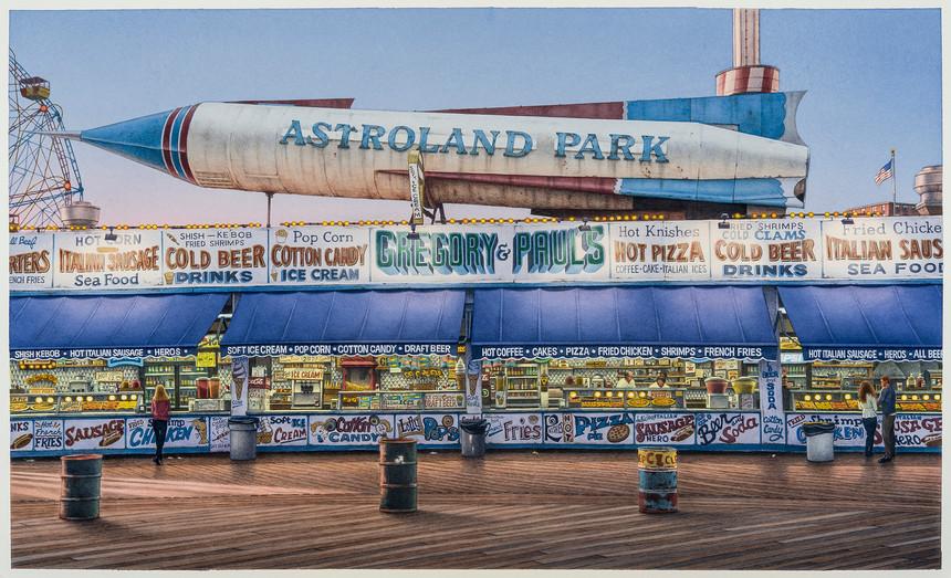 Astroland Wide
