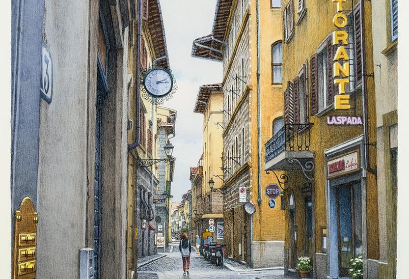 Via Della Spada, 2016