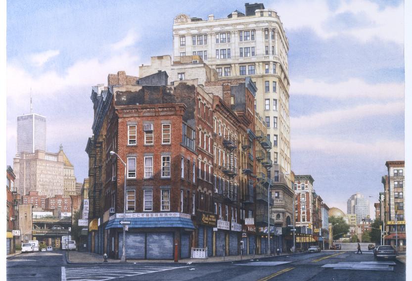 Canal Street, 2000