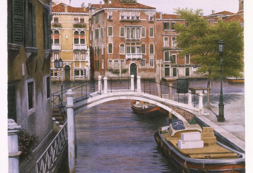 White Bridge, Venice 1998