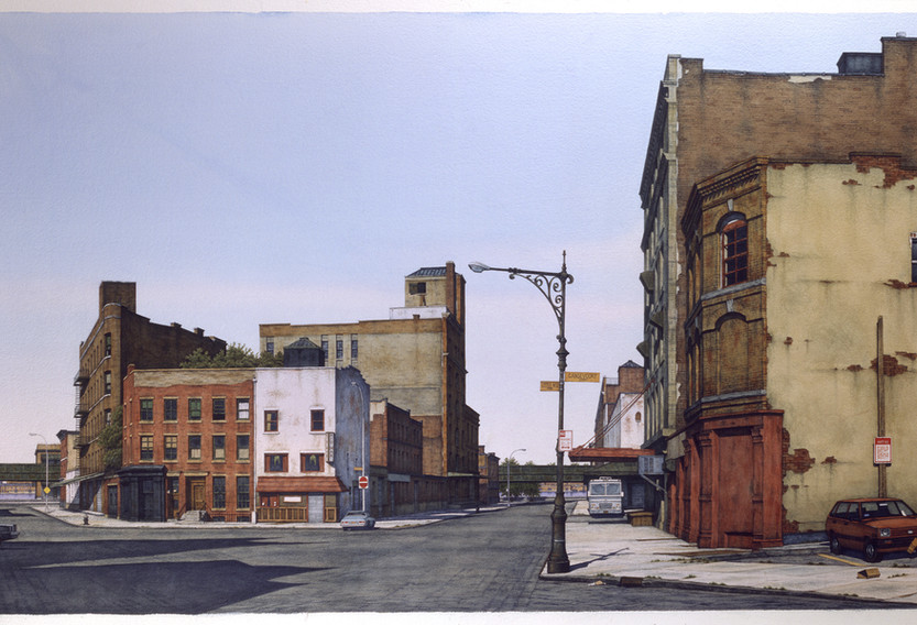 Gansevoort Street, 1987