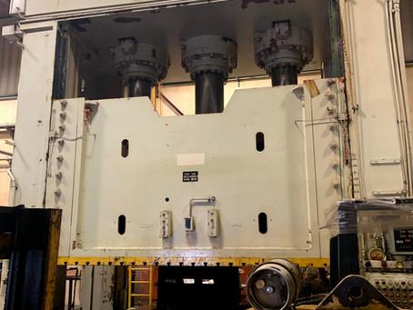 Williams White SH1500-144-108 Hydraulic Press
