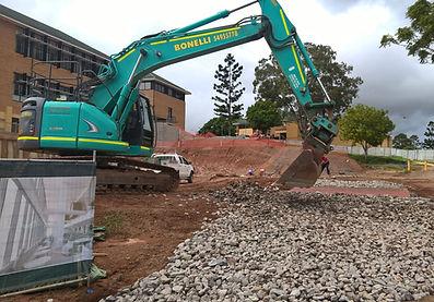 Bonelli Plant Hire Excavator Hire Burpengary