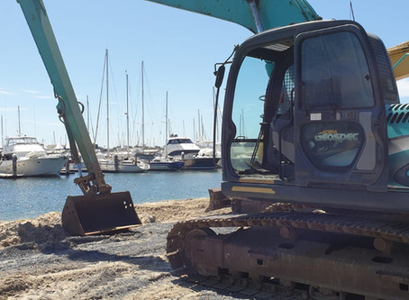 Southport Yacht Club Extention