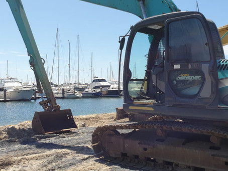 Southport Yacht Club Super Yacht Berth Extension