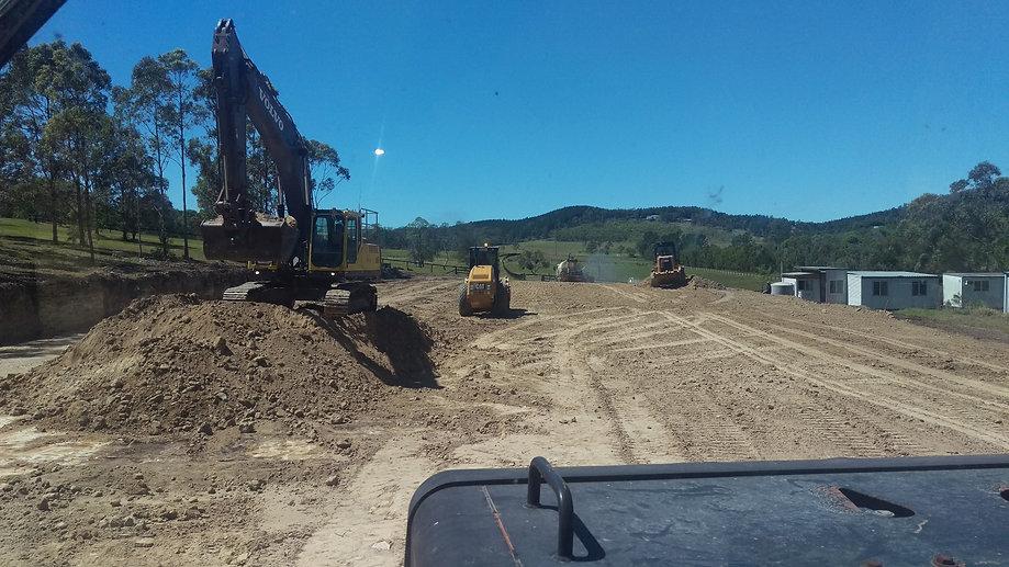 Bonelli Plant Hire Excavator Hire Southeast queensland