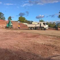 Bonelli Plant Hire at Banyo stage 3