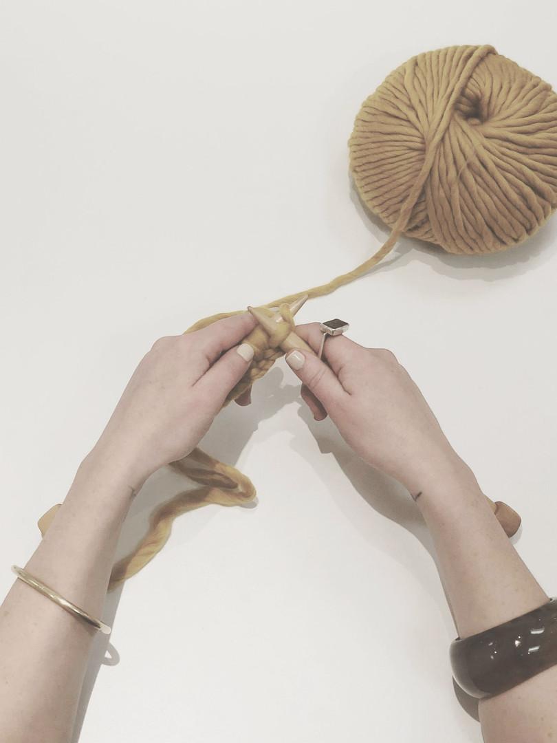 Hand Knitting Workshops