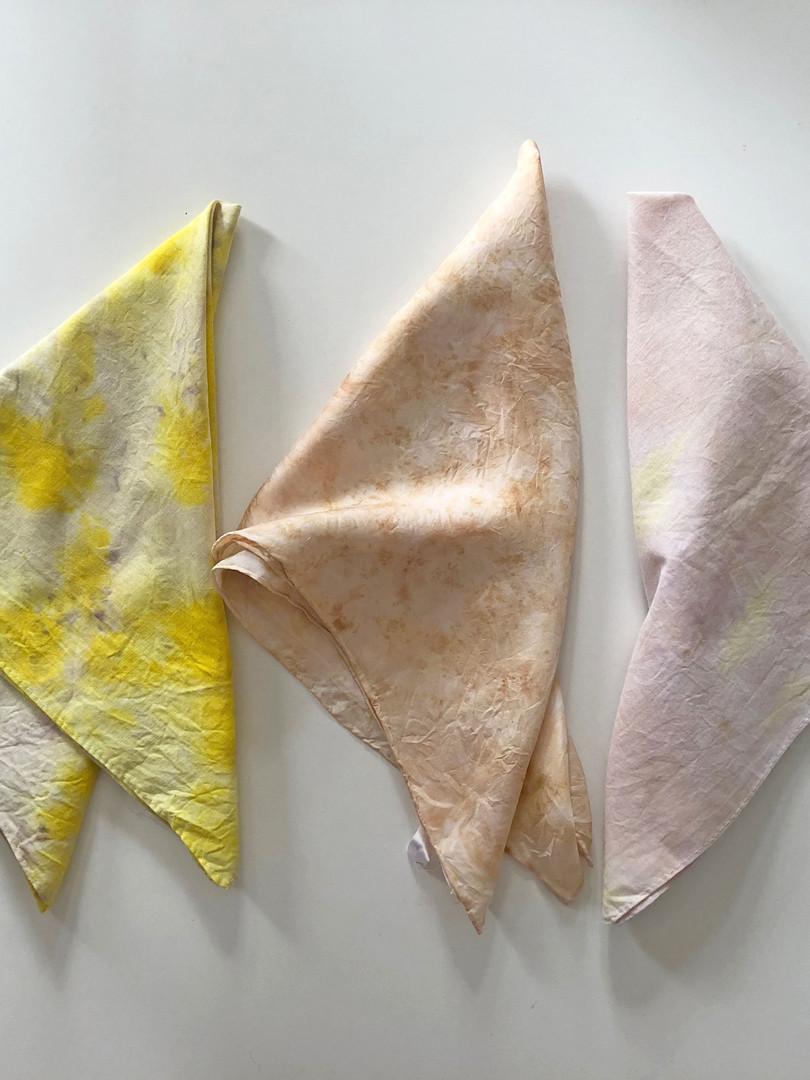 Natural Bundle Dyeing