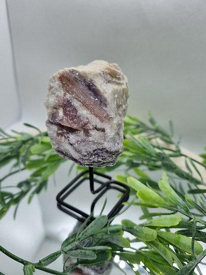 Mini Mineral Pink Tourmaline