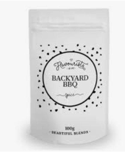 Flavourista Backyard BBQ spice
