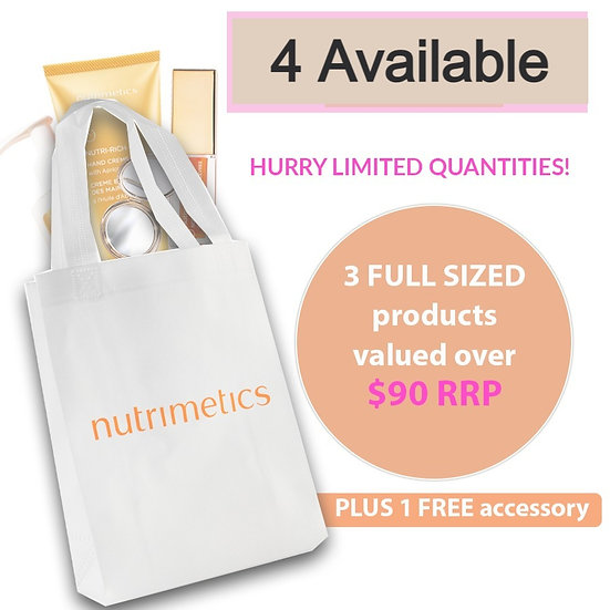 Nutrimetics Mystery Bags