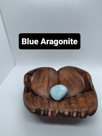 Blue Argonite