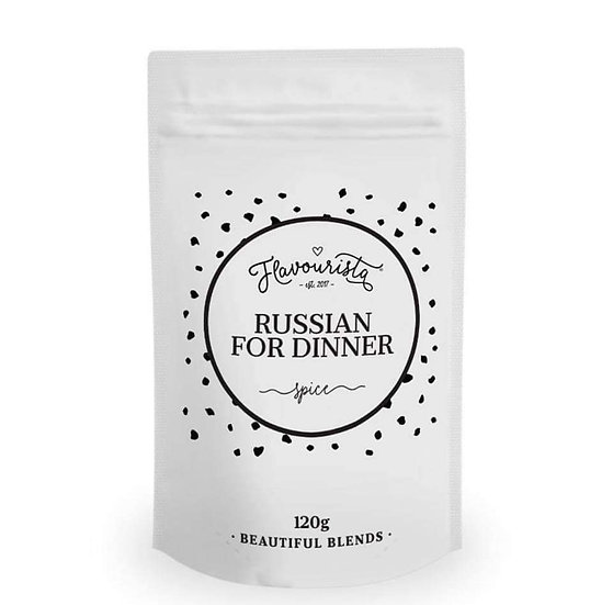 Flavourista Russian for dinner spice