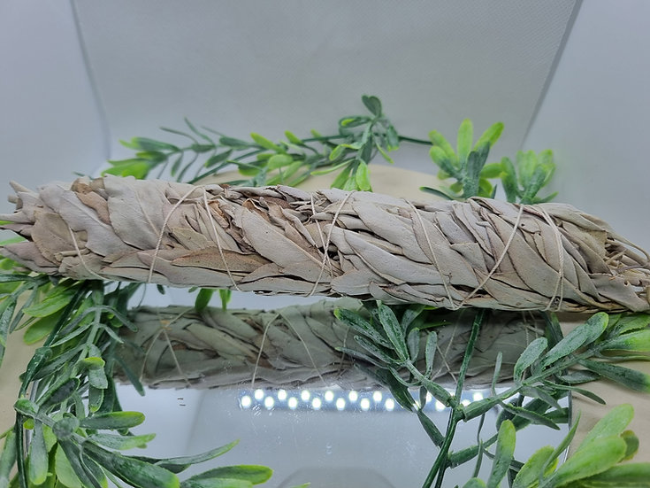 Rolled White Sage