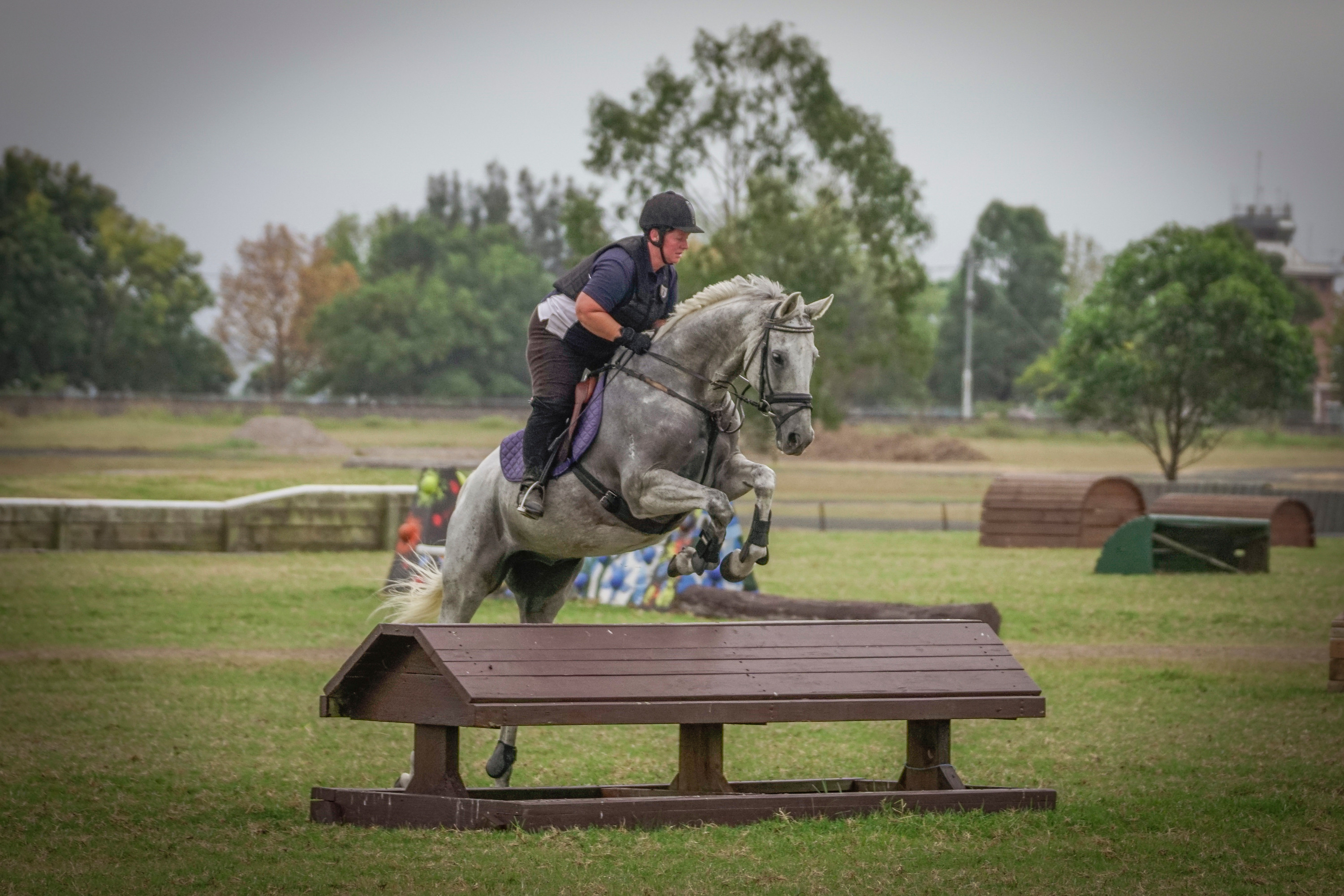 MEMBERS ONLY - XC & Dressage arenas