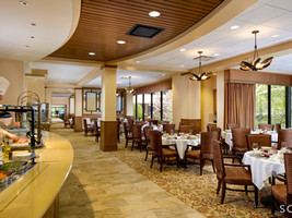SHARON TOWERS - DINING AND COMMONS RENOVATION