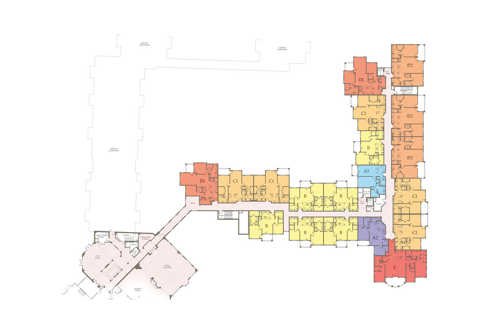 JPG_Overall Floor Plans - 02 Second Floo