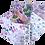 Thumbnail: Ensemble 30 lingettes + panier de rangement