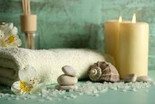 """The way to health is to have an aromatic bath and a scented massage every day. """"Hippocrates"""""""
