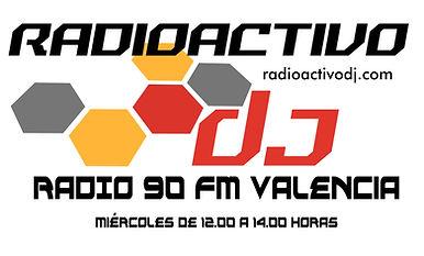 BANNER RADIOACTIVO DJ- RADIO 90 VALENCIA