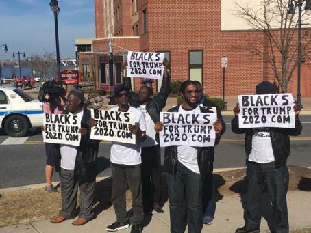 Black Trump Supporters School BLM Protesters [Video]