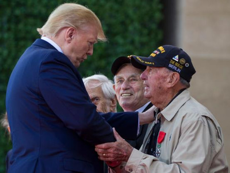 Breitbart Reports Almost 700 Veterans Write Open Letter Supporting Trump