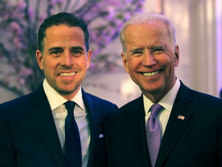 Hunter Biden Audio Released of His Partnership with China 'Spy Chief'