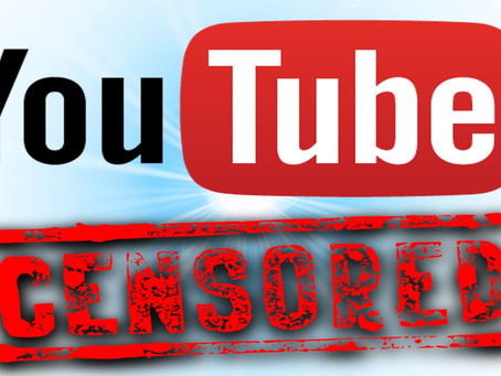 YouTube Purges Several Conservative Channels Thursday