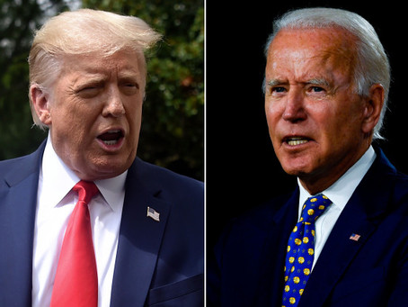 Trump Beating Biden Nationally and in Swing States in New Poll After COVID Diagnosis