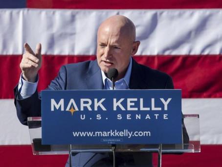 New Project Veritas Video Hits Arizona Senate Candidate Mark Kelly [Video]