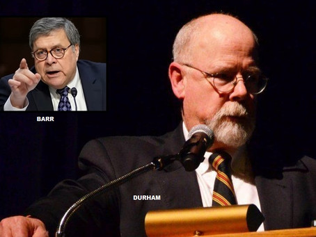 D.C Rumor That Someone on the Mueller Team May Have Flipped to John Durham