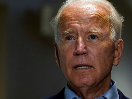 Biden Estimates 200 Million People Will Die From COVID After He Finished His Speech