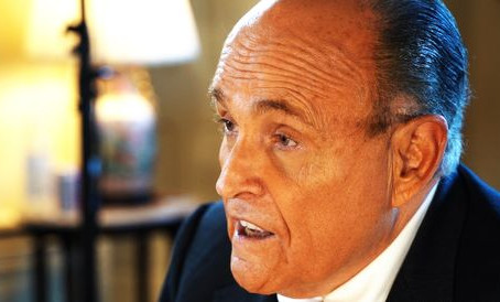 Rudy Giuliani's Exclusive Interview with Daily Caller[Video]