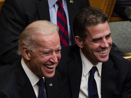 Trump Ad Slams Joe Biden Lying about Son's Business Deals