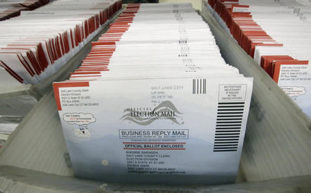 Over 2,000 Mail-in Ballots Exclude Way to Vote for Trump-Pence