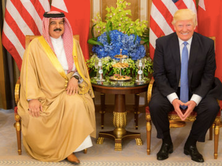 Trump to Announce Peace Deal Between Israel and Bahrain