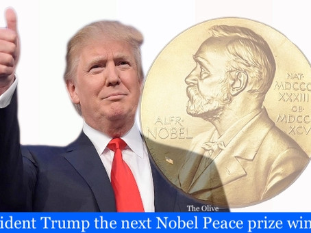 Trump Nominated for Nobel Peace Prize by Norwegian Official