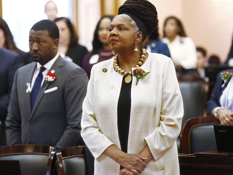 Black Democrat State Representative Endorses President Trump