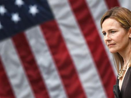 Desperate Liberals Begin to Make Ridiculous Attacks on Supreme Court Nominee Amy Coney Barrett
