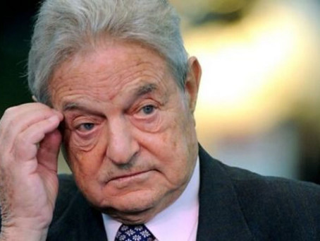 George Soros Indirectly Funded Company Behind The Steele Dossier