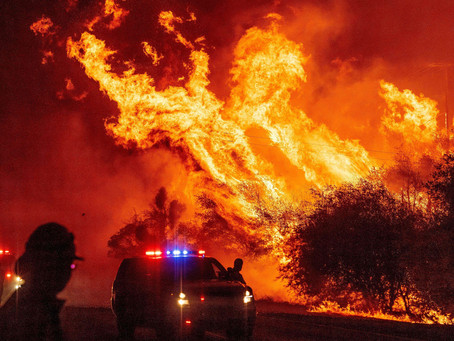 West Coast Fires Started by Arsonists Not Global Warming
