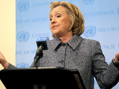Explosive New Declassified Information Reveal Hillary Clinton Planned the Russia- Hoax