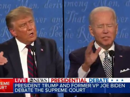 Body Language Expert Concludes Biden Was Using a Communication Device in First Debate[Video]